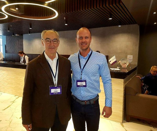 With Gleb Barashkov. Author of many technologies how to use water more effectively for human health, orally and externally.